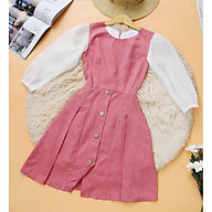 Đầm đỏ công sở thiết kế CAO CẤP SANG TRỌNG thumbnail