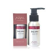 Sữa dưỡng thể chống nắng AZIAL All Day Body Lotion SPF15, 100% thiên nhiên, giải độc tố, chai 50ml thumbnail