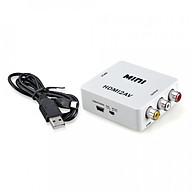 Bộ chuyển HDMI to AV (Audio + Video) - Hàng Nhập Khẩu thumbnail