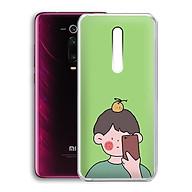 Ốp lưng dẻo cho điện thoại Xiaomi Mi 9T Pro - 01237 7898 BOY01 - in hình chibi dễ thương - Hàng Chính Hãng thumbnail
