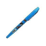 Bút máy ngòi mài E011 màu xanh thumbnail