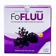 Viên sủi giảm nhanh triệu chứng cảm lạnh FoFluu- Hộp 20 viên sủi thumbnail