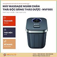 Bồn Massage Chân Tự Động Thông Minh Nevato NVF605 Luxury - có 2 màu thumbnail