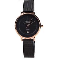 Đồng hồ đoe tay nữ hiệu Alexandre Chrities 8627LDBBRBA thumbnail