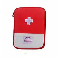 Túi đựng thuốc tiện ích nhiều ngăn tiện lợi (18x13cm) thumbnail