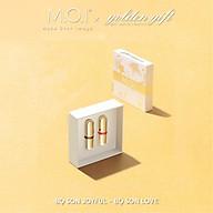 Set 2 Son Môi M.O.I Hồ Ngọc Hà Son Thỏi Love (Golden Gift) thumbnail
