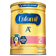 3 Hộp Sữa Bột Enfamil A+ 2 (1.7kg) thumbnail