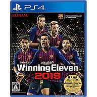 Đĩa game Ps4 Pes 2019 hệ Asia Hàng Nhập Khẩu thumbnail