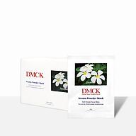 Mặt nạ dẻo dạng bột Hoa nhài, Làm dịu da, Bổ sung dưỡng chất cho da, Không gây kích ứng, Thư giãn như tại Spa - DMCK Jasmine Aroma Powder Mask (40g 20pcs) thumbnail