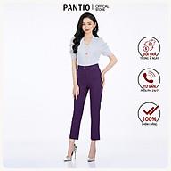 Quần dài nữ chất liệu Thô, dáng ống đứng FQD9831 - PANTIO thumbnail