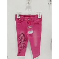 Quần thun dài bé gái Barbie B-5326-98 thumbnail