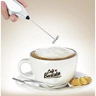Máy tạo bọt cafe trứng cầm tay TẶNG móc dính tường siêu chắc thumbnail