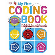 My First Coding Book thumbnail