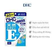 Viên uống DHC Bổ Sung Vitamin E Nhật Bản thumbnail