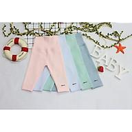 set 4 quần len ss cạp cao màu NGẪU nhiên bé trai bé gái ( newborn) thumbnail
