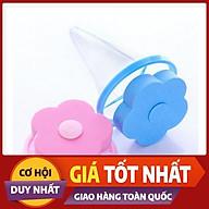 Phao Lọc Cặn Bẩn Máy Giặt, Túi Lọc Gom Rác Lồng Máy Giặt Thông Minh Tiện Dụng thumbnail