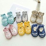 Giày tất tập đi cho bé (6 -24 tháng tuổi) thumbnail