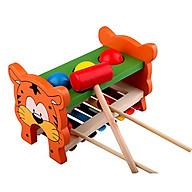 Đồ chơi gỗ gõ phát ra âm thanh thumbnail