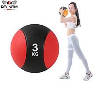 Bóng Tạ Tập Thể Lực,Tập Gym,Tập Yoga 3kg Chất Liệu Cao Su Đặc Hàng Nhập Khẩu Đại Nam Sport thumbnail