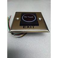 Nút EXIT không chạm tay vào nút vẫn mở khóa cửa (cảm ứng) thumbnail