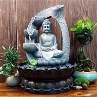 Thác Nước Phong Thủy Đức Phật Tổ Tịnh Thiền PTI19 thumbnail