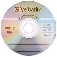 Đĩa Verbatim DVD+R 4.7GB 16 x 10psc - Hàng chính hãng thumbnail