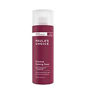 Nước Cân Bằng Phục Hồi Độ Ẩm Cho Da Paula s Choice Skin Recovery Enriched Calming Toner 190ml thumbnail