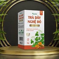 Cao uống liền Trà dây nghệ đỏ Vinanutrifood giúp thanh nhiệt giải độc mát gan hỗ trợ người bị rối loạn tiêu hóa thumbnail