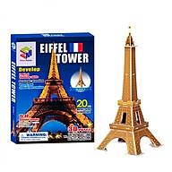 Mô Hình Giấy 3D Magic Puzzle Tháp Eiffel B668-2 (20 Chi Tiết) thumbnail