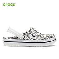 Giày Lười Unisex Crocs Crocband Cardio Wave 206474 thumbnail