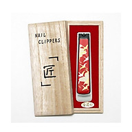 Bấm móng tay họa tiết đỏ kèm hộp quà tặng cao cấp JAPAN thumbnail