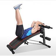 Máy cong tập gym đa năng - Ghế tập bụng 5 động tác giảm mỡ thumbnail