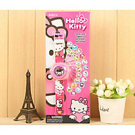 Đồng hồ CHIẾU 20 HÌNH HELLO KITTY cho bé gái thumbnail