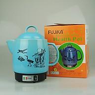 Ấm săc thuốc điện tự động ngắt, dễ sử dụng Fujiika, màu sắc hài hòa-hàng chính hãng thumbnail