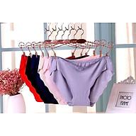 Combo 10 quần lót đúc su siêu hot cho các nàng trộn màu ngẫu nhiên thumbnail