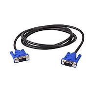 Cáp VGA, dây tín hiệu dùng cho màn hình máy tính, cáp màn hình máy tính dài 2m thumbnail