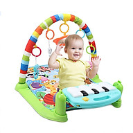 Thảm nằm chơi có nhạc cho bé (Màu ngẫu nhiên) thumbnail