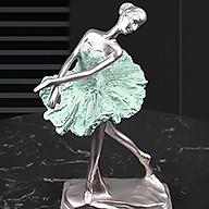 Decor trang trí - Tượng vũ công múa bale nghệ thuật DCB2098 thumbnail