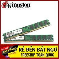 RAM MÁY TÍNH - BỘ NHỚ Ram DDR 2 - 2GB Bus 800 Kingston thumbnail
