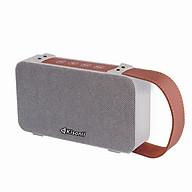 Loa bluetooth Kisonli S7 có quai xách hỗ trợ thẻ nhớ USB FM AUX Thoại rãnh tay (màu ngẫu nhiên) Hàng Chính Hãng thumbnail