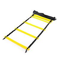 Dây tập thể lực BLACK Yellow, thang dây thể thao tập bóng cao cấp - DONGDONG thumbnail