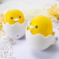 Đèn Ngủ Quả Trứng Gà Cảm Biến Tự Động Phát Sát Khi Trời Tối thumbnail