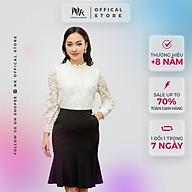 Chân Váy Nữ Công Sở NK Fashion Dáng Đuôi Cá Kèm Túi Chéo, Chất Vải Mềm Mịn, Co Giãn Tốt NKCV2012002 thumbnail