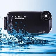 Hộp Điện Thoại Iphone 7 , Iphone 7 Plus Chụp Ảnh Quay Phim Dưới Nước Có nút Bấm - Hàng chính hãng thumbnail