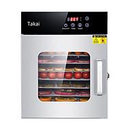 Máy sấy thực phẩm 8 khay thương hiệu TAKAI - Hàng nhập khẩu chính hãng thumbnail