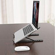 Giá đỡ Laptop Stadaz chịu lực tốt có thể gấp gọn tặng kèm túi đựng tiện lợi - Hàng chính hãng thumbnail