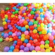 Túi 100 Quả Bóng Nhựa Cho Bé Vui Chơi thumbnail