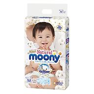 Tã Dán Moony Natural Bông Organic M46 (46 Miếng) thumbnail