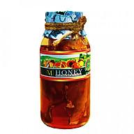 M Honey - Mật ong ngâm Gừng huyết - Hỗ trợ phòng chống ung thư - 100ml thumbnail