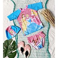 Set đồ bơi 3 mảnh công chúa Disney cho bé gái thumbnail